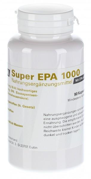 Super EPA 1000 - Omega-3 Fettsäuren